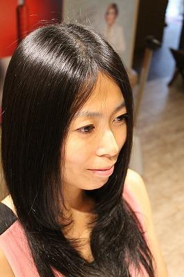 縮毛矯正  9