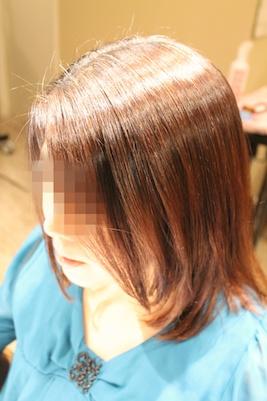 縮毛矯正 8
