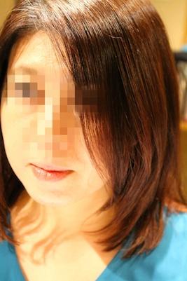 縮毛矯正 11