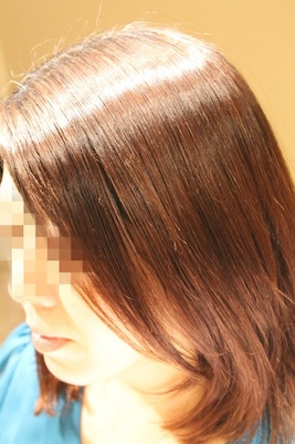縮毛矯正 17