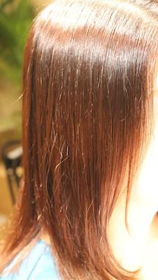 縮毛矯正 6